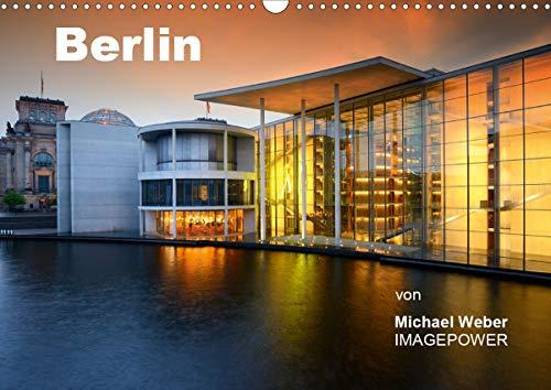 Berlin (Wandkalender 2021 DIN A3 quer)