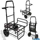 DD-Tackle XXL Trolley Barrow Transportwagen - Carp/Karpfen Transportkarre