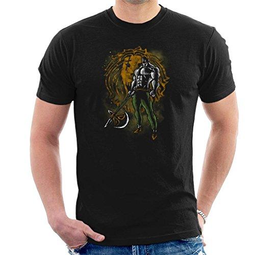 Cloud City 7 Seven Deadly Sins Pride Hero Men's T-Shirt