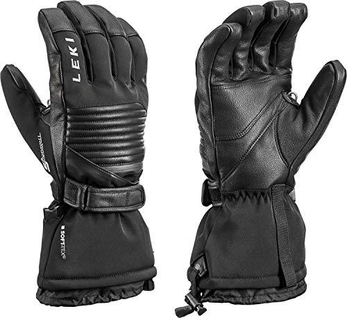LEKI Space GTX Handschuhe, schwarz, 9