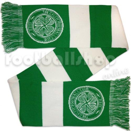 Celtic F.C. Bar 5 Écharpe Mixte, Multicolore