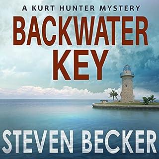 Backwater Key audiobook cover art
