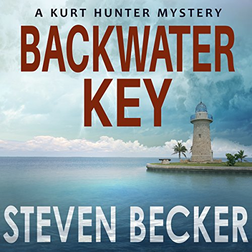 Backwater Key audiobook cover art
