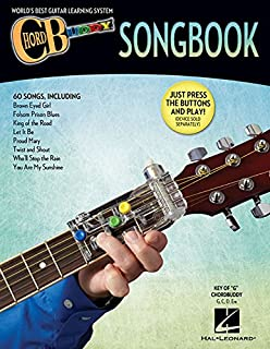 روش گیتار ChordBuddy - کتاب آهنگ