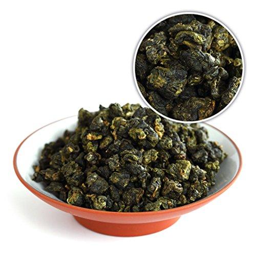 GOARTEA 50g (1.76 Oz) Organic Supreme Taiwan High Mountain Tung Ting TungTing Dong Ding DongDing Wulong Oolong Tea Tee