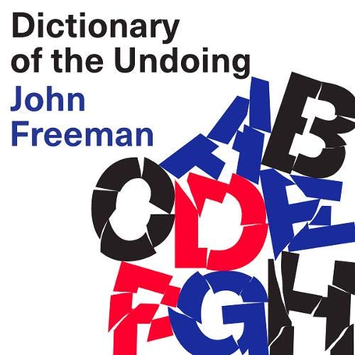 Dictionary of the Undoing cover art