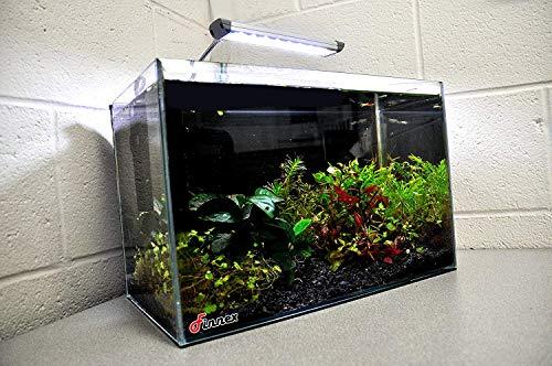 Finnex FugeRay Planted+ Aquarium LED Light Plus Moonlights, Cliplight