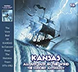 KANSAS - ALL JUST DUST IN THE WIND: 5 CD SET