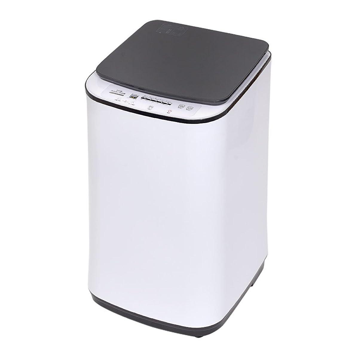 全自動小型熱水洗濯機「ニオイウォッシュ」 HTWATCNL 【 熱水洗濯 80℃ 除菌 ニオイ対策 洗濯モード10種類 】