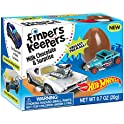 6-Pack Finders Keepers Hot Wheels Chocolate Milk Candy