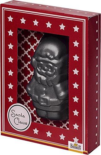 Birkmann 211698 Motivbackform Weihnachtsmann Santa Claus, 13 x 8,5 cm