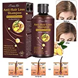 Hair Growth Shampoo, Hair Loss Shampoo, Hair Thickening Shampoo, Helps Stop Hair Loss, Grow Hair...