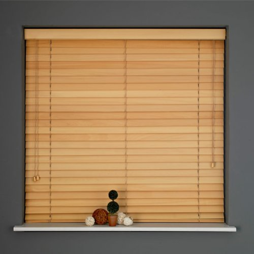 Wood Blinds For Windows Amazon Co Uk