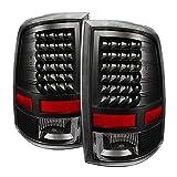 Xtune ALT-JH-DR09-LED-BK Dodge Ram LED Tail Light
