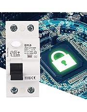 Pbzydu FI veiligheidsschakelaar, GYL9 25/40/63A 2P 230VAC, elektrische lekbescherming (40A)
