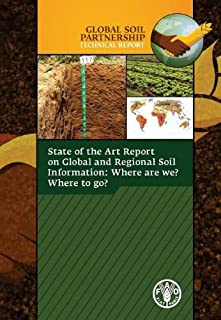 State of the Art Report on Global and Regional Soil Information: Where are We? Where to Go?