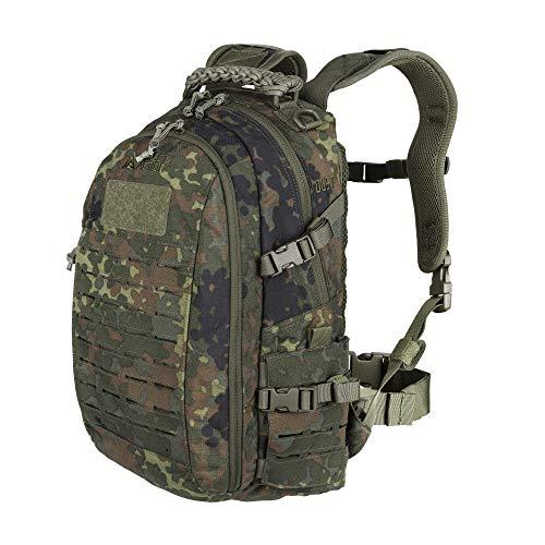 Direct Action Rucksack mit Staubschutz, Unisex, Flecktarn Mk II