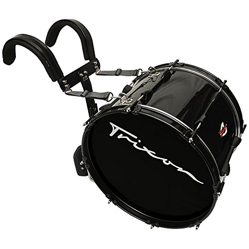 Trixon Pro Series Marching Bass Drum 18