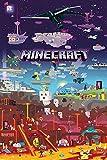 Close Up Minecraft Poster World Beyond (61cm x 91,5cm) + 1