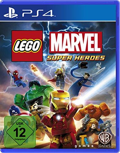Warner Bros Lego Marvel Super Heroes PS4 USK: 12