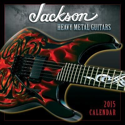 [(Jackson Heavy Metal Guitars Calendar)] [Author: Sellers Publishing] published on (July, 2014)
