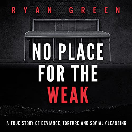 No Place for the Weak cover art