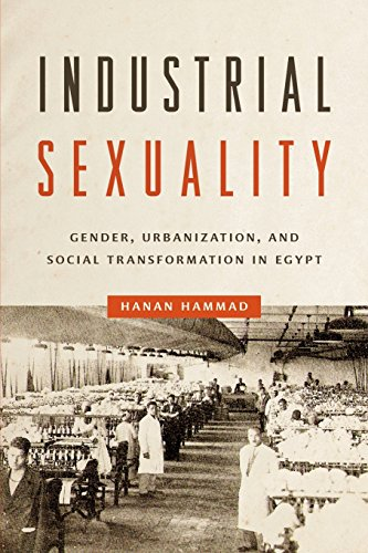 Industrial Sexuality: Gender, Urbanization, and Social Transformation in Egypt