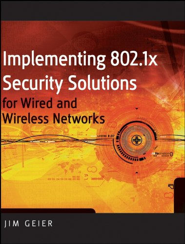 Image OfGeier, J: Implementing 802.1X Security Solutions For Wired A