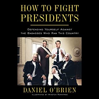 How to Fight Presidents audiobook cover art