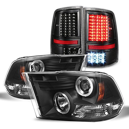 2017 Dodge Ram 1500 Headlights  Amazon Com