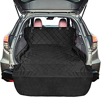 FunniPets SUV Waterproof Cargo Liner Cover for SUV
