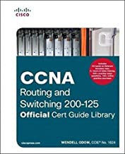 CCNA Routing and Switching 200-125 Official Cert Guide Library by Wendell Odom(2016-08-05)