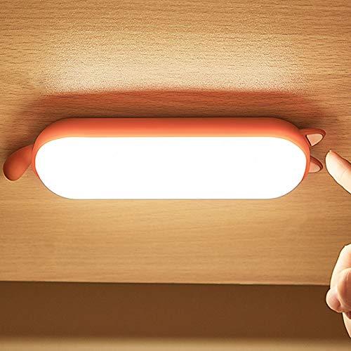 ORPERSIST Luz Led Inteligente del Sensor,Luz Armario con Sensor De Movimiento Luz Sensor,para Armario Pasillo Escalera SóTano Cocina Tener 30 Cuentas De LáMpara Led