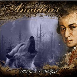 Wolferl     Amadeus - Partitur 1              Autor:                                                                                                                                 div.                               Sprecher:                                                                                                                                 Jürgen Kluckert,                                                                                        Tim Knauer,                                                                                        Kim Hasper                      Spieldauer: 1 Std. und 11 Min.     20 Bewertungen     Gesamt 4,4