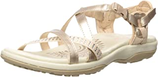 Best rose gold strappy sandal heels Reviews