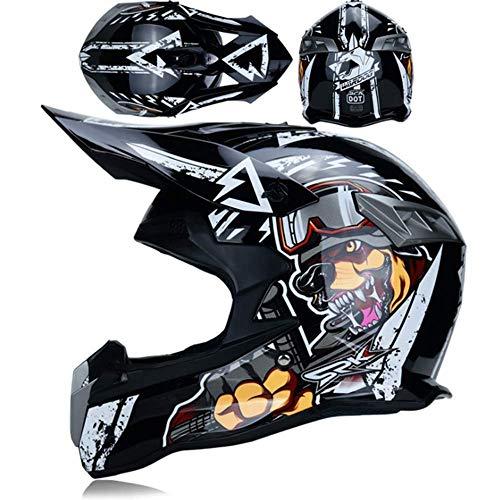 DishyKooker Universal Helmet Chin Pad Transparent Chin Pad Helmet Chin Guard Mask for Motorcycle Bike Skating Ski