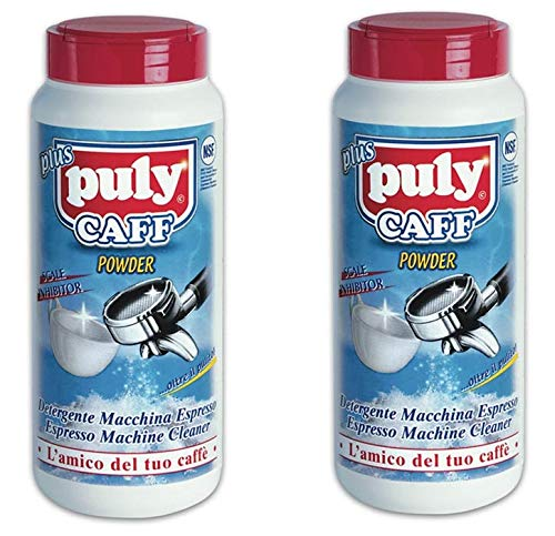 Puly Caff 950010 Coffee Grease Cleaner, 900 g, 2 - confezione