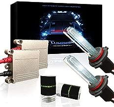 Lumenon 35w HID Kit 2 Year Warranty (9005 HB3, 5000K Pure White)