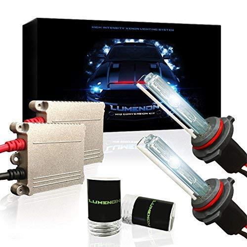 Lumenon 35w HID Kit 2 Year Warranty (H7, 6000K Diamond White)