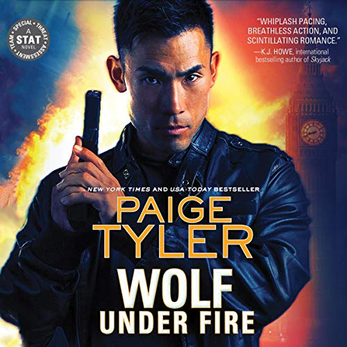 Wolf Under Fire cover art