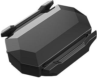 True-Ying Sensor de velocidad/cadencia 2 en 1 ANT+ Bluetooth multiprotocolo compatible con sensor de doble uso (sensor de velocidad/cadencia)
