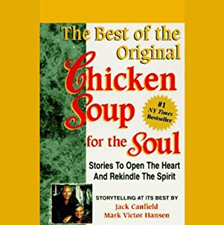 The Best of the Original Chicken Soup for the Soul cover art