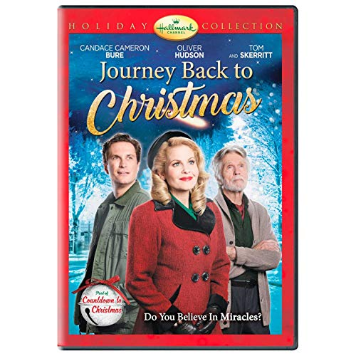 Hallmark Journey Back to Christmas DVD Channel Romance