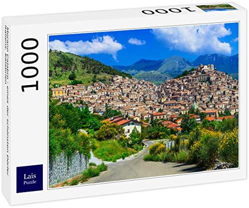 Lais Puzzle Morano Calabro - Uno dei borghi più Belli d'Italia. Calabria 1000 Pezzi
