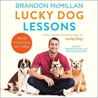 Lucky Dog Lessons audiobook cover art