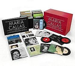 Maria Callas - Remastered (The Complete Studio Recordings 1949-1969) by Warner Classics