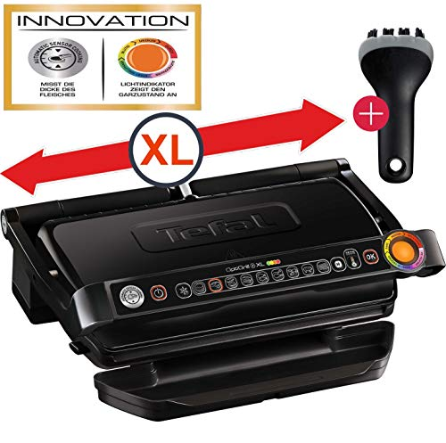 Tefal OptiGrill+ Plus Gril contact intelligent