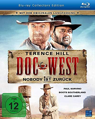 Doc West - Nobody ist zurück (Collectors Edition) [Blu-ray]