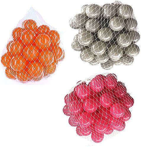 2100 B e für B ebad gemischt mix mit Rosa, grau und Orange