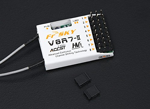 HobbyKing FrSky V8R7-II 2.4Ghz 7CH Receiver